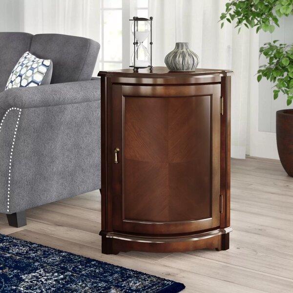 1 Door Corner Accent Cabinet By Butler