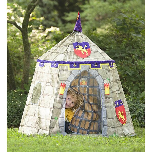 Medieval Castle Play Tent by Magic Cabin