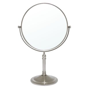 Lighted tabletop vanity mirror wayfair save to idea board mozeypictures Gallery