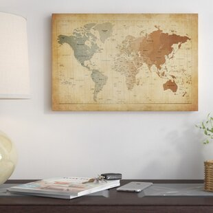 World map wall art save gumiabroncs Gallery