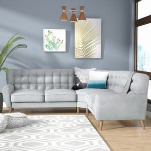 Blakeman Reversible Sectional Collection by Mercury Row