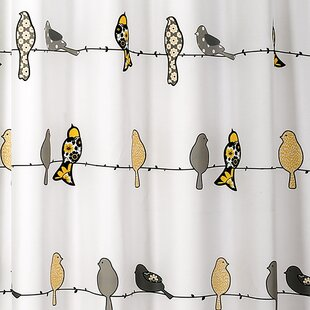 Price comparison Recio Shower Curtain By August Grove