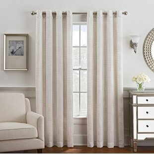 Check Plaid Gray And Silver Curtains Drapes Youll Love