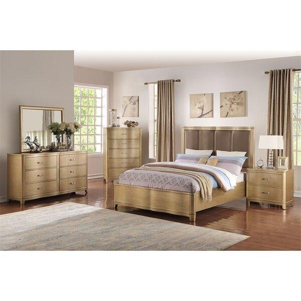 Bradwell Standard Bed by Mercer41 Mercer41