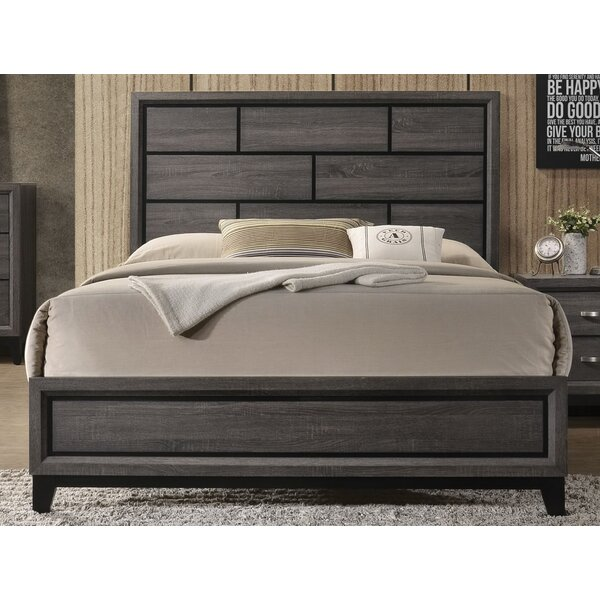 Caudillo Standard Bed by Gracie Oaks