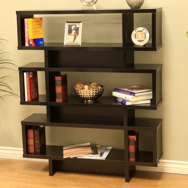 Corner Unit Bookcase by Mega Home