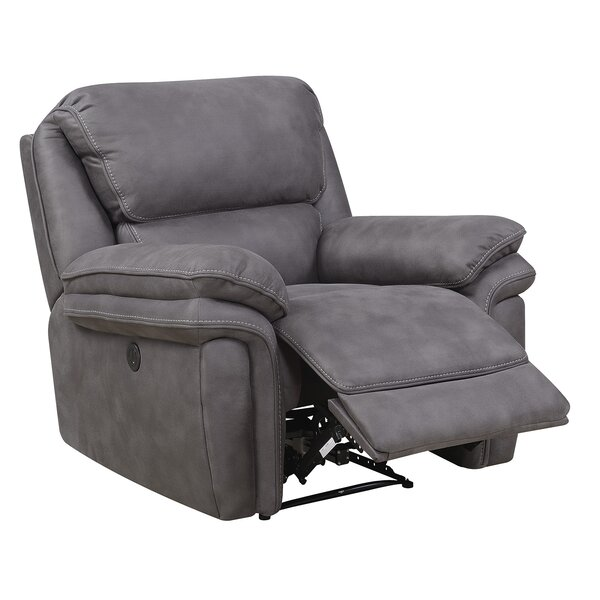 Cannaday Manual Recliner by Alcott Hill