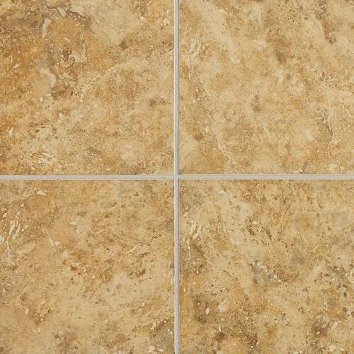 Cromwell 6 x 6 Ceramic Field Tile in Amber by Itona Tile