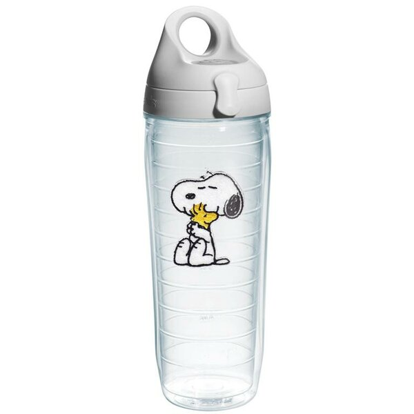 Peanuts Snoopy Woodstock Water Bottle Plastic by Tervis Tumbler