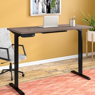 Electric Sit to Standing Height Desk Frame