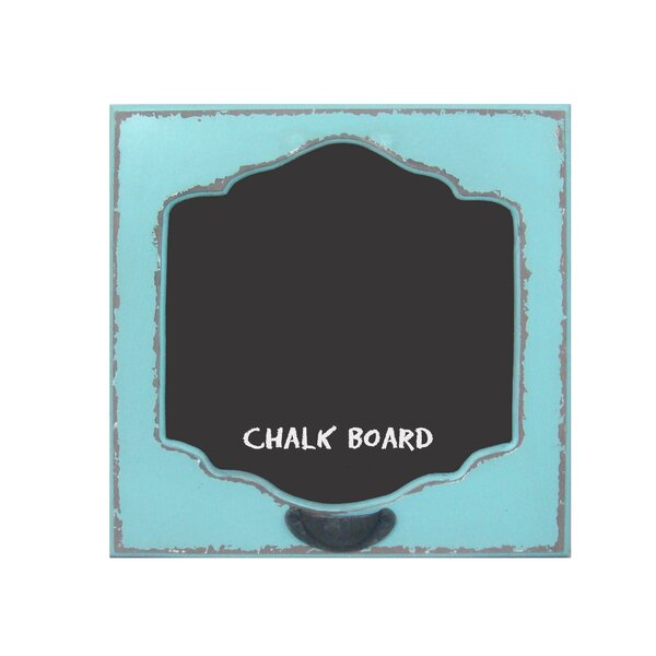 Wood Wall Mounted Chalkboard by American Mercantile