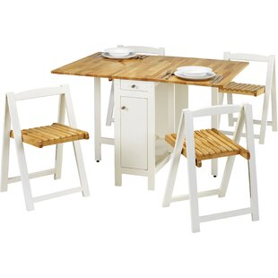 Prower Folding Dining Set | Wayfair.co.uk