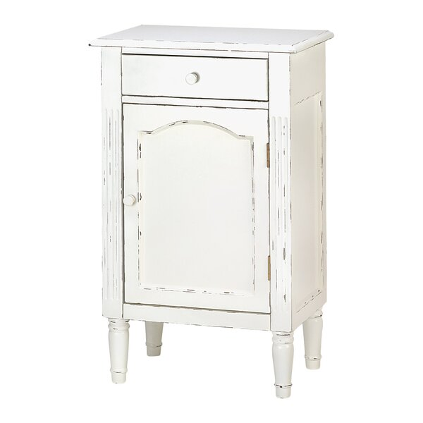 Shabby End Table by Zingz & Thingz