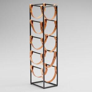 Brighton 5 Bottle Tabletop Wine Rack by Cyan Design