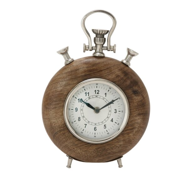 Table Clock by Cole & Grey