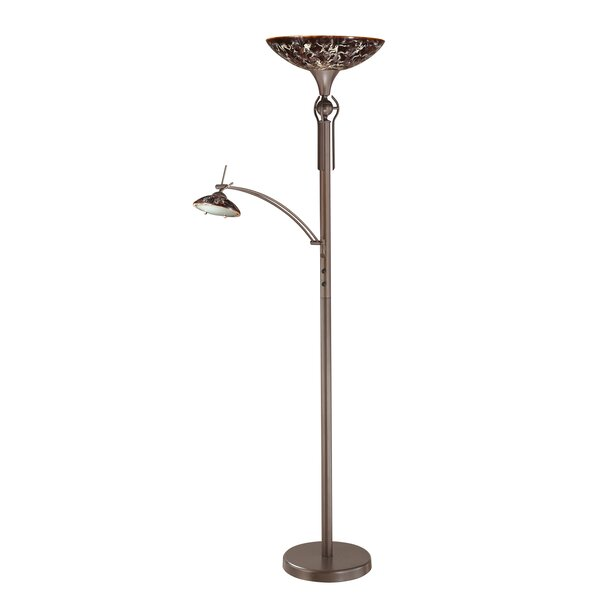 Astral 71 Torchiere Floor Lamp by Kendal Lighting
