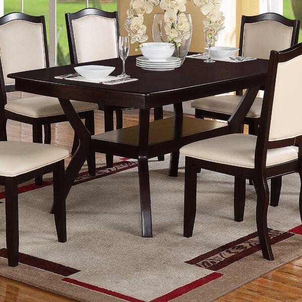 Wegman Dining Table by Winston Porter
