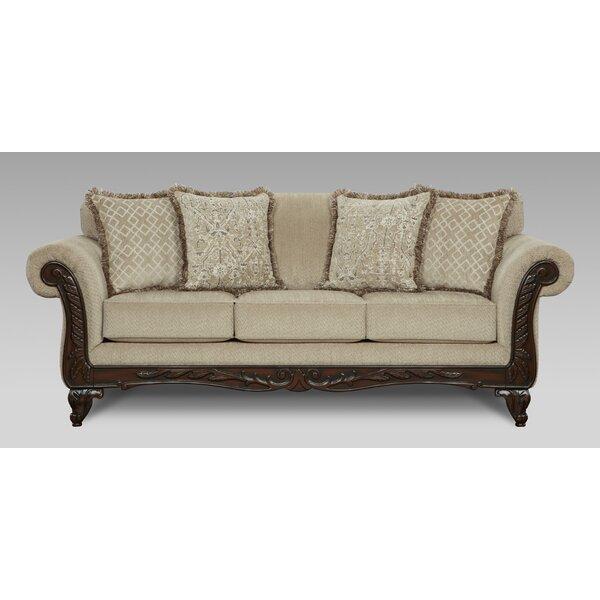 Weekend Shopping Minatare Sofa by Fleur De Lis Living by Fleur De Lis Living
