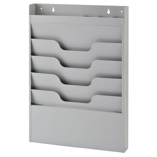 Task File Organizer Rack by Buddy Products