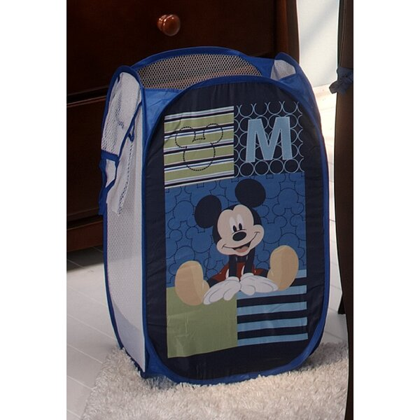 Mickey Pop Up Hamper by Disney