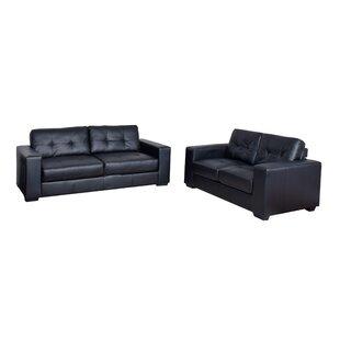 Kaye 2 Piece Living Room Set