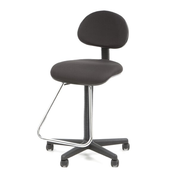 Ryckman Drafting Chair by Wrought Studio