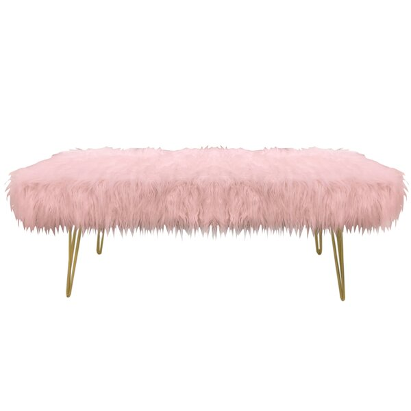 Magoon Upholstered Bench By Mercer41 Amazing