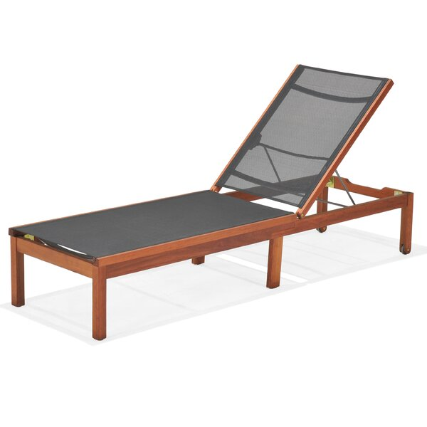 Hillsford Reclining Chaise Lounge by Beachcrest Home Beachcrest Home