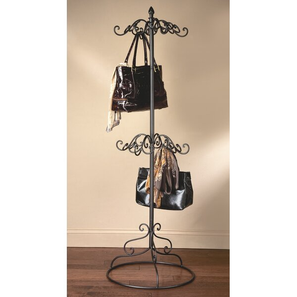2 Tier Coat Rack by Tripar