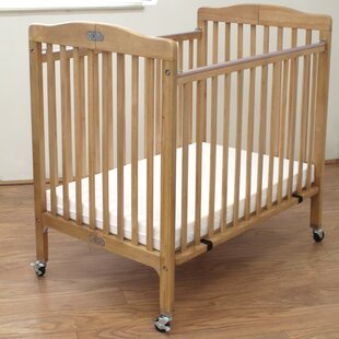 Baby Crib With Mattress