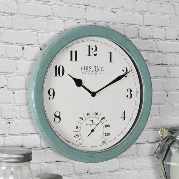Chatham 10.5 Wall Clock by FirsTime