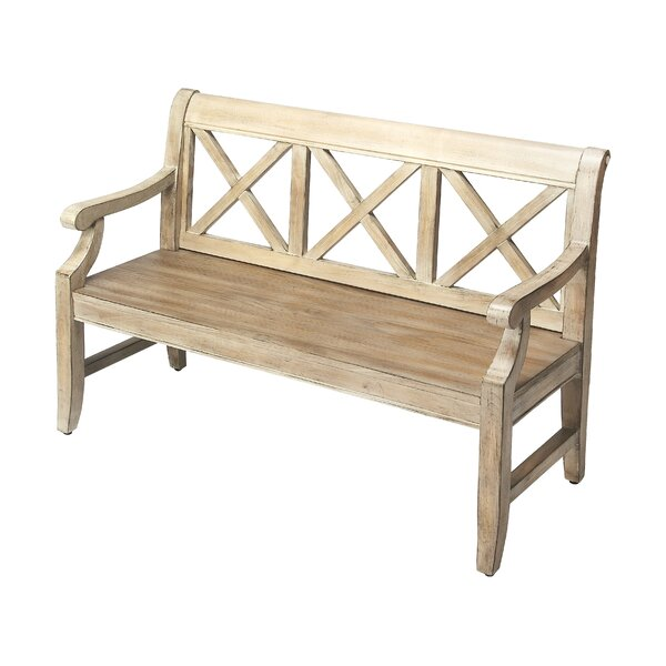 Plantation Bench by Butler Butler