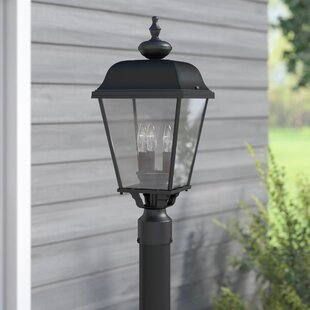 Find the perfect Darlington Outdoor 3-Light Lantern Head By Breakwater Bay