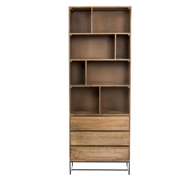 Shery Cube Unit Bookcase by Union Rustic