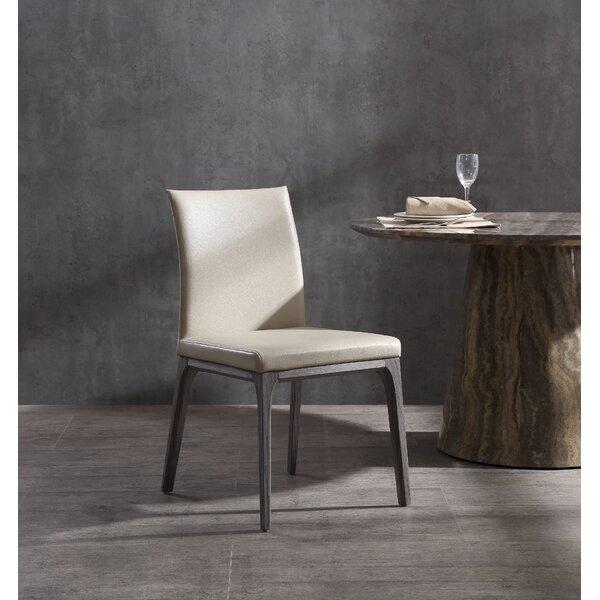 Dimartino Upholstered Dining Chair (Set of 2) by Brayden Studio Brayden Studio