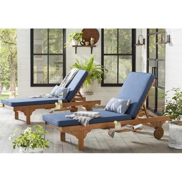 Cranesville Lounge Chair with Cushion by Three Posts