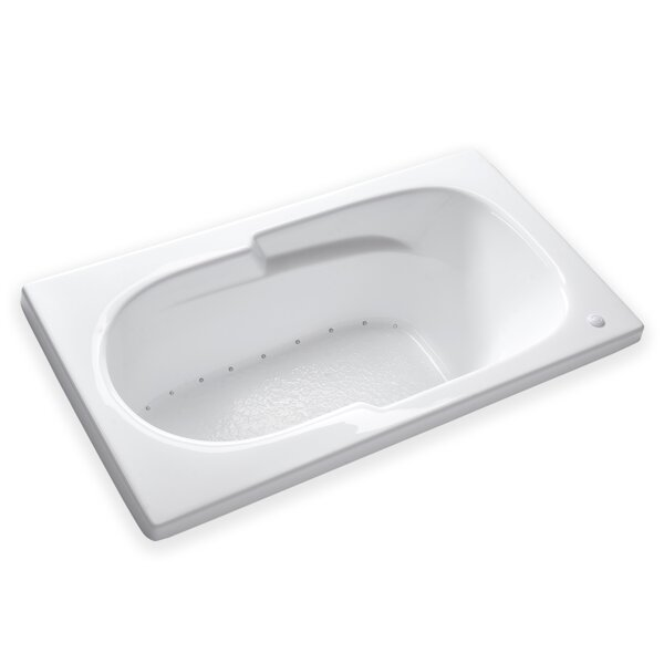 Hygienic Air 60 x 32 Bathtub by Carver Tubs