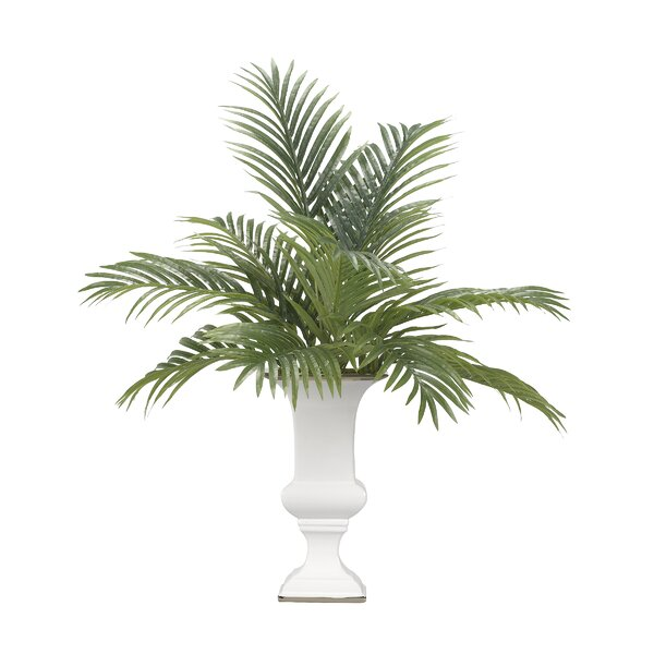 Floor Palm Tree in Urn by Bayou Breeze