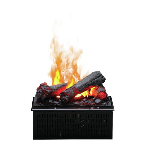 Opti-Myst® Cassette Wall Mounted Electric Fireplace Insert By Dimplex