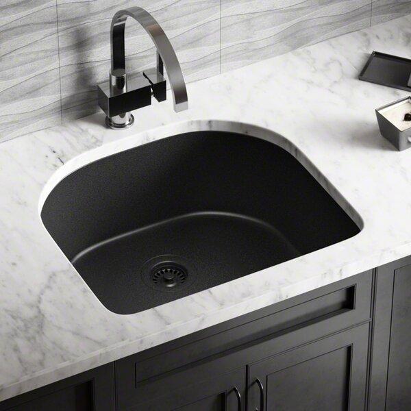 25 L x 22 W  Undermount Kitchen Sink