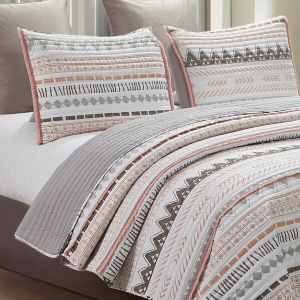 Cairo Reversible Quilt Set by Susan Emma