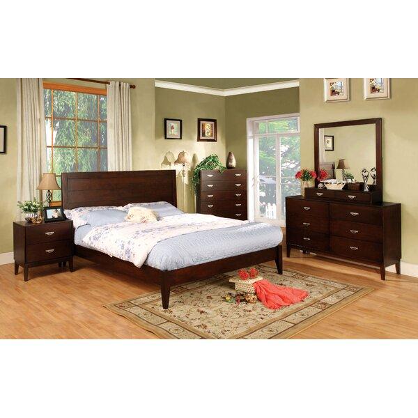 Myia Standard Bed by Brayden Studio
