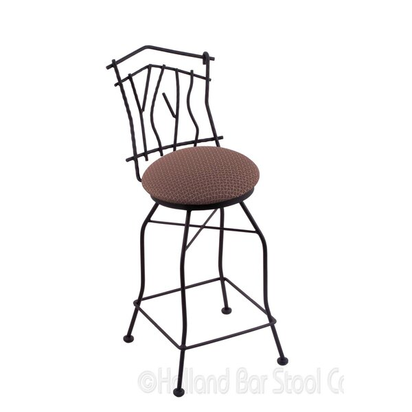 Aspen 30 Swivel Bar Stool by Holland Bar Stool