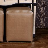 St James Cube Ottoman by Darby Home Co