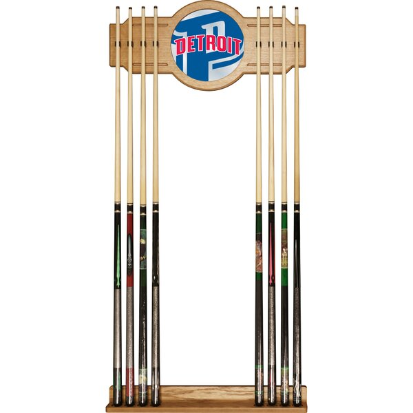 NBA Fade Wall Cue Racks by Trademark Global