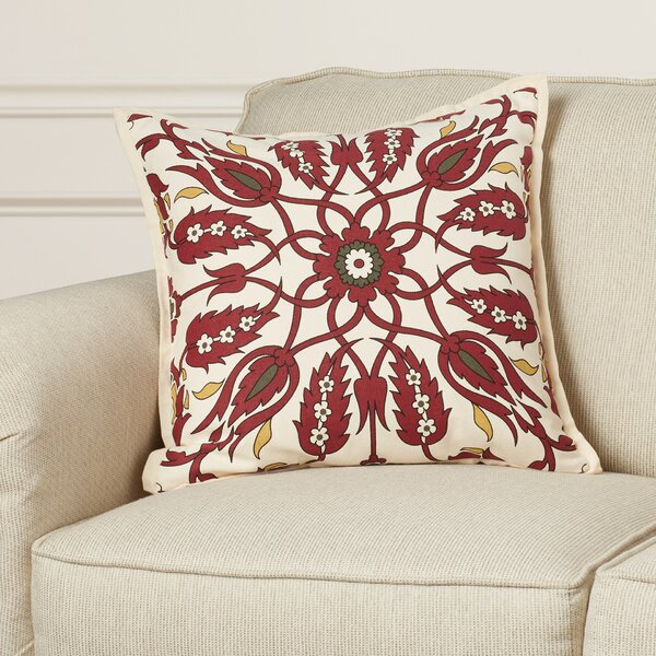 Chafin Linen Throw Pillow by Darby Home Co