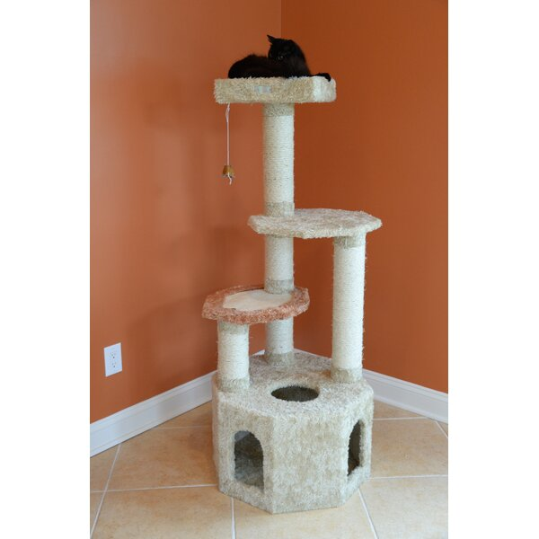 57 Premium Cat Tree by Armarkat