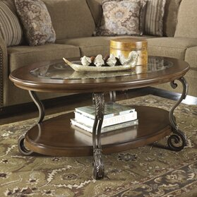 Curran Coffee Table By Alcott Hill