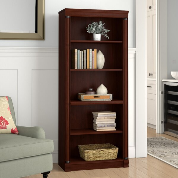 Birmingham Standard Bookcase by Astoria Grand
