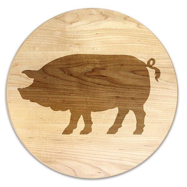 The Vineyard Pig Le Cochon Trivet by Martins Homewares